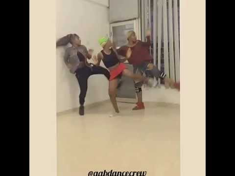 GGB Dance Crew - Shuperu (Rehearsal Clip)