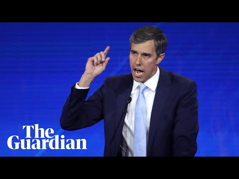 Beto O'Rourke on gun control: 'Hell yes, we're going to take your AR-15'