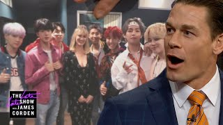 Who Is John Cena's Favorite BTS Member?