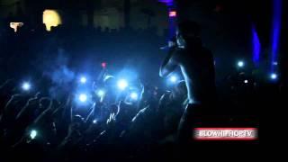 """A$AP ROCKY """"DEMONS"""" LIVE - MONTREAL, QUEBEC: BLOWHIPHOPTV.COM"""