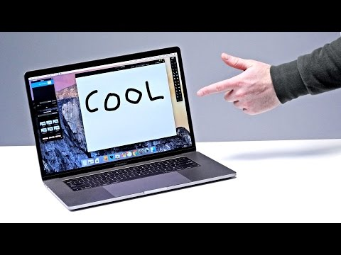 How To Make Any Laptop Touch Screen!