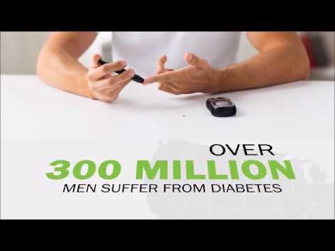 Sanatorium mit der Diagnose Diabetes