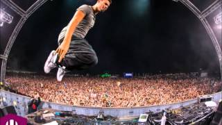 Catch Tomorrow (Afrojack ft. Sting) 1080p HD