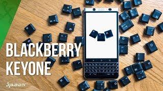 BlackBerry KEYone, review