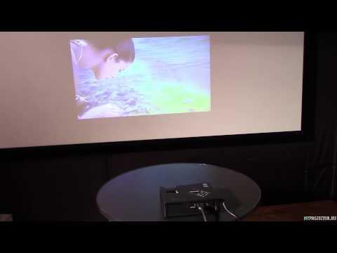 Обзор мини-проектора ViewSonic PLED-W600