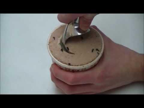 Video Laloo's Cherry Tuilerie Goat Milk Ice Cream