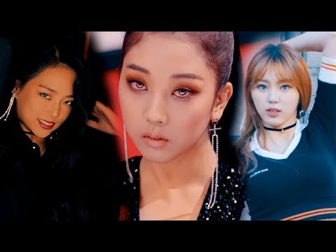 CLC - LIKE IT X BLACK DRESS X I LIKE IT (mashup)