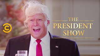 Charm School for Manners and Diplomacy - The President Show