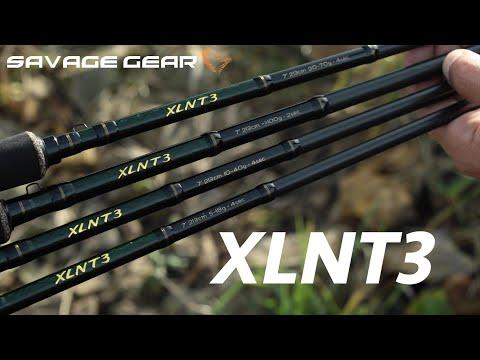 Savage Gear XLNT3 Roadrunner Utazó Pergető Bot videó