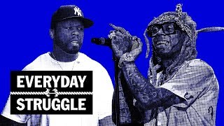Everyday Struggle - Birdman Publicly Apologizes to Wayne, 50 Cent Drops 'Get the Strap'