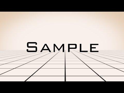 ショートムービー制作承ります 動画のOP,ED,タイトルロゴアニメーション等 イメージ1