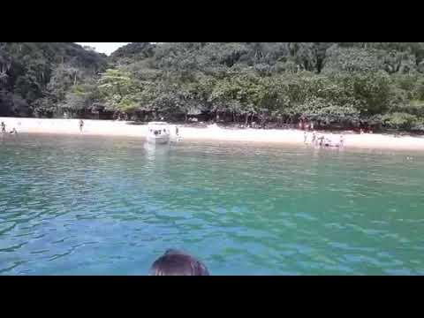 Maravilhas natureza em Ubatuba Praia Anchieta parte 2