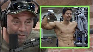 Joe Rogan on Mark Wahlberg's Dedication to Fitness