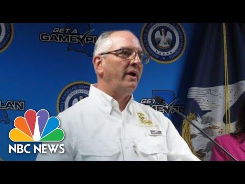 Live: Louisiana Gov. Edwards Gives Update On Coronavirus Response | NBC News