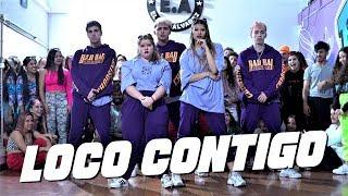 LOCO CONTIGO   DJ Snake, J. Balvin, Tyga | Choreography By Emir Abdul Gani