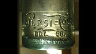 I Bought A Bunch Of Antique Bottles & Jars At Auction