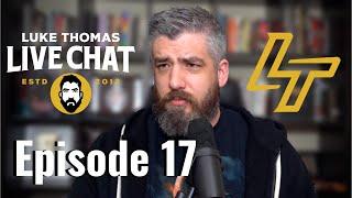 Joe Rogan-Smith Debate Final, UFC 247 Preview, Stipe-DC 3   Live Chat, ep 17   Luke Thomas