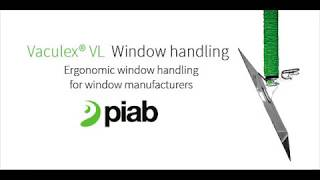 Vaculex® VL Window handling