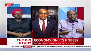 Projected economic growth - 5.8% as Over 400 companies dissolved in 2019 | The Big Story| Part 2