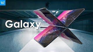 Samsung Galaxy X - A New Breakthrough?