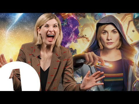 """""""More heroic?!"""": Doctor Who's Jodie Whittaker on her not-so-epic poster poses & becoming The Doctor"""