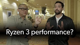 Keith May from Wccftech predicts Ryzen 3 performance