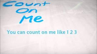 Count On Me (Lee Gi Chan & G.NA) Lyric Video
