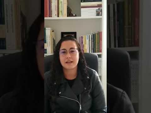 Semana Internacional de los Archivos 2021. Patricia Núñez Fernández