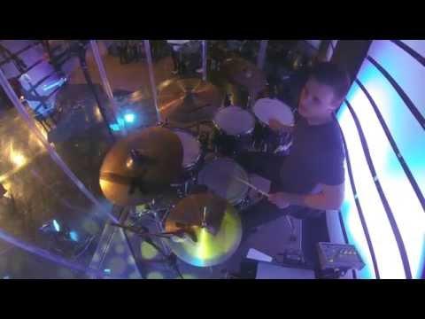 Live Drum Cover - I WOKE UP THIS MORNING - Gospel