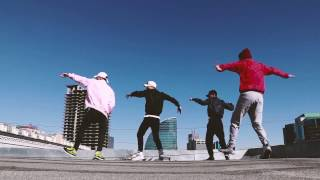Ulaan Tug - Rap ChoreogRaphy #3 2017