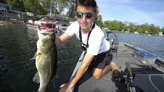 Jon B. is Mad + Giant Michigan Bass - Googan House