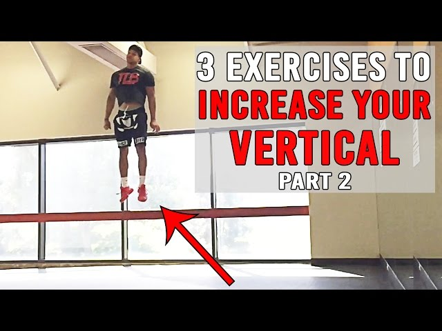 3 Exercises To INCREASE YOUR VERTICAL Pt.2   JUMP HIGHER   The Lost Breed