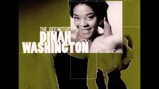 Dinah Washington -- What a Diff'rence a Day Made