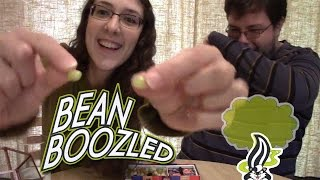 yucky jelly bean challenge!