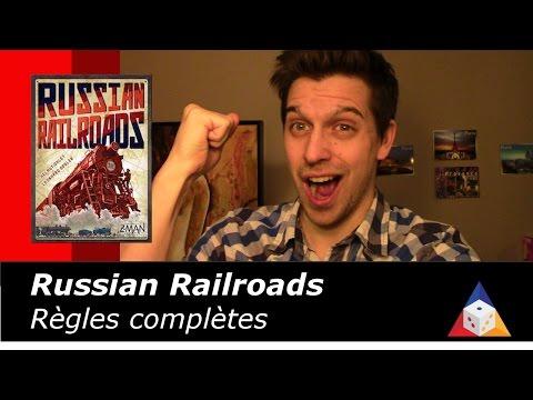 Russian Railroads - Règles en français