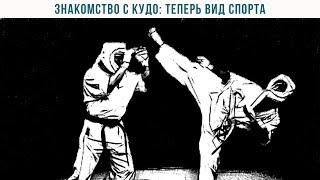 Знакомство с Кудо с Дмитрием Бобцовым: теперь самостоятельный вид спорта!