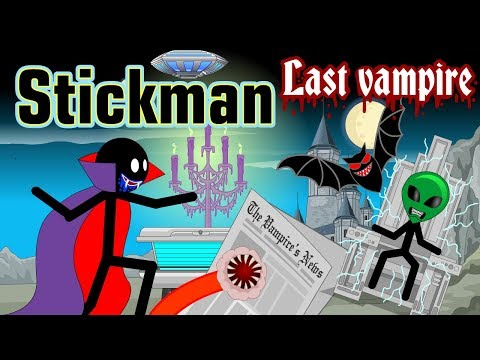 Stickman mentalist. The last Vampire