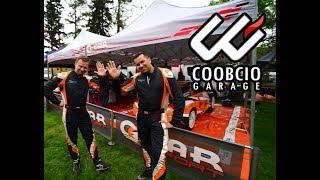 Strychalski Rally Team odwiedza Coobcio Garage