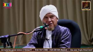 Syeikh Nuruddin Al-Banjari - Jangan MERUNGUT Bila Datang RAMADHAN