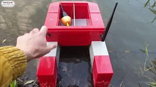 Кораблик для приманки и ловли рыбы caster sr-1