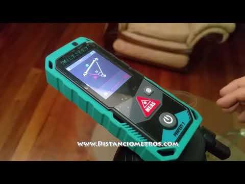 Aprende a usar un distanciometro laser en habitaciones