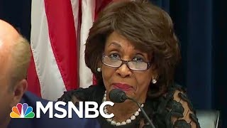 Rep. Maxine Waters Reclaims Thing 1 / Thing 2 | All In | MSNBC thumbnail