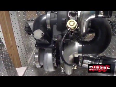 Compound Turbochargers Explained