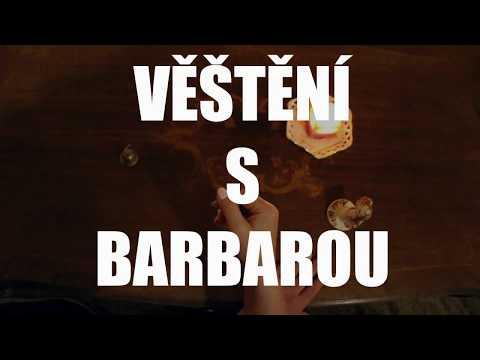 Věštění s Barbarou - 5. díl - kyvadlo