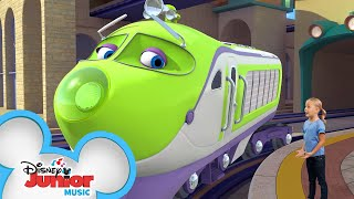 A Day in the Life of a Chugger | Discover Chuggington: All Aboard | Chuggington | Disney Junior