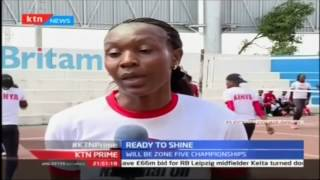 Women's national volleyball team trains hard for qualifiers