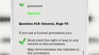 How well would you do taking the Indiana BMV written test?