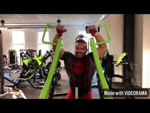 Jak zbudować mięśnie ramion w domu na krótki czas