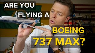 How to tell if you're on a Boeing 737 MAX.