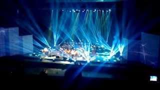 Magnifico feat. Luz Casal - Madrugadas Live Belgrade